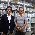 興梠克久先生にお話を聞かせていただきました!